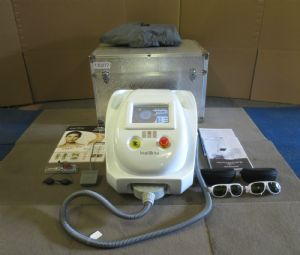 InteliBrite One IPL Laser Body Hair Removal System