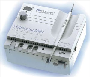 Conmed Hyfrecator 2000 US version with a convertor