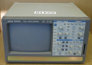 LeCroy 9384AL 1GHz Oscilloscope Display Unit Case