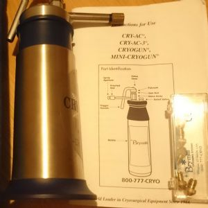 Brymill CRY-AC-3 Mini Cryo unit min use only