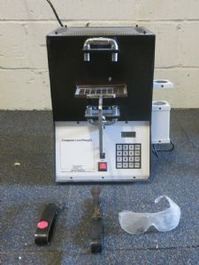 Computer Heat Temp II Ophthalmology Optometry Opticians Lens Toughening Machine