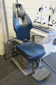 Keeler Meccanottica Mazza Opticians Eye Test Patient Electric Examination Chair 1.jpg