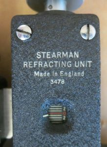 Stearman Refractor head Model 3878 Ophthalmology Optometry Opticians Equipment 3.jpg