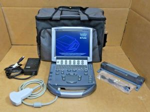 SonoSite M-Turbo Portable and C60x 5-2MHz Ultrasound Transducer DICOM Scanner