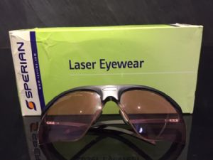 LightSheer (Diode) Laser Safety Eyewear