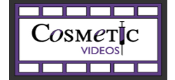 Bespoke video directory for the cosmetic industry